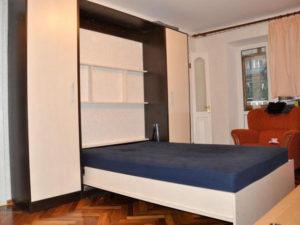 Встроенная кровать