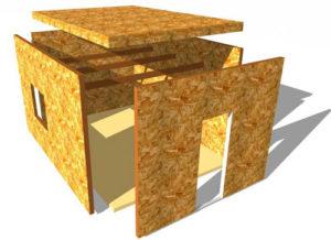 Материалы для строительства домов